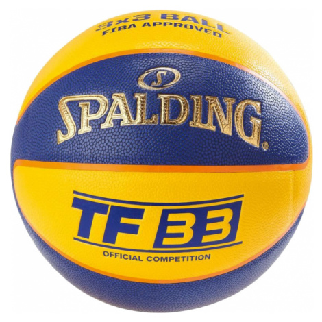 SPALDING TF 33 IN/OUT OFFICIAL GAME BALL 76257Z