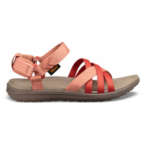 Teva Sanborn Sandal L, korálová Dámské sandále