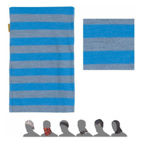 Šátek Sensor Tube Merino Wool Barva: modrá pruhy