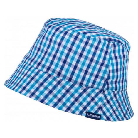 Lewro LUMAR bílá - Chlapecký klobouček