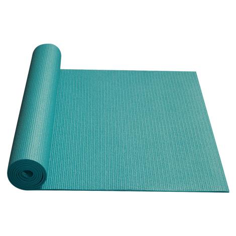 Yate Yoga Mat tyrkysová Podložka pro cvičení