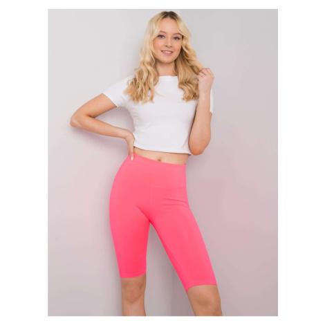 Fluo pink cycling shorts Fashionhunters