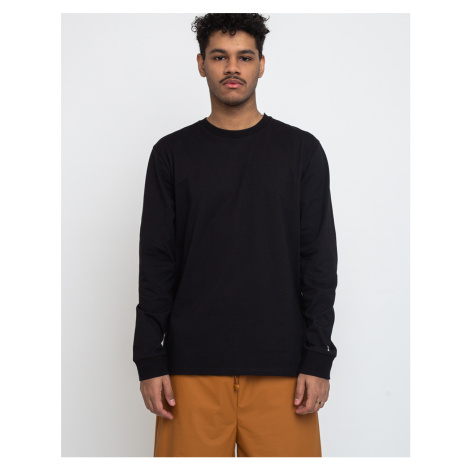 Carhartt WIP L/S Base T-Shirt Black/White