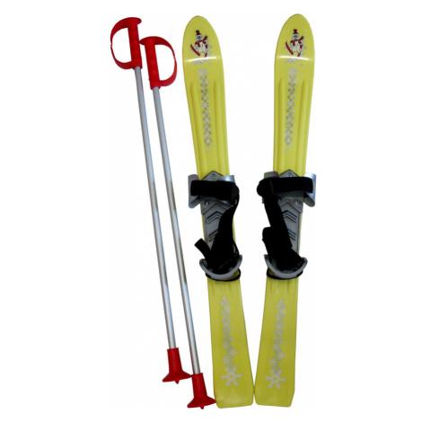 Plastkon Lyže Baby Ski 70 cm Barva: žlutá