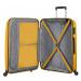 American Tourister Cestovní kufr Bon Air Spinner 85A 91 l - červená