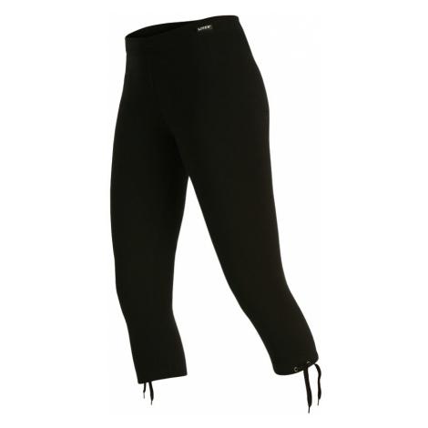 LITEX Leggings pod kolena 99403901 černá