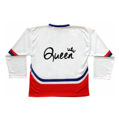 Hokejový dres ČR Queen