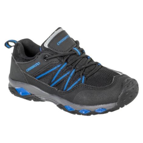 Crossroad CICERO modrá - Dětská treková obuv