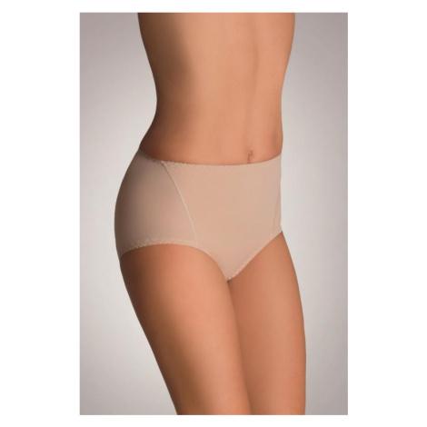 Dámské stahovací kalhotky Eldar Velvet tělové | béžová