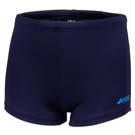 Aress SPIKE tmavě modrá - Chlapecké plavky