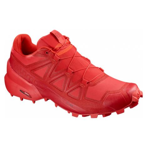 Pánská běžecká obuv Salomon Speedcross 5 Red Barbados