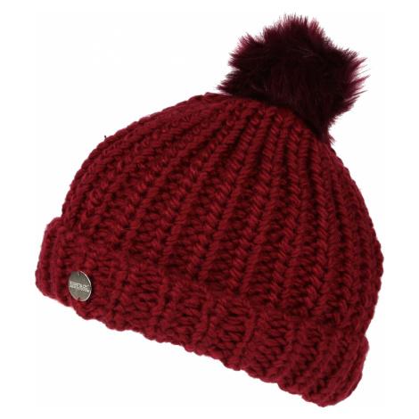 Dámská zimní čepice Regatta LOVELLA Hat II červená