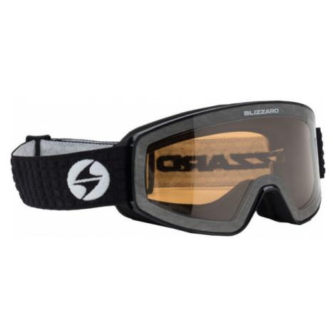 Blizzard MDAFO černá - Sjezdové brýle