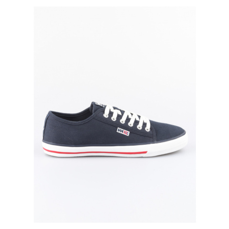 Boty Helly Hansen Fjord Canvas Shoe V2 Modrá