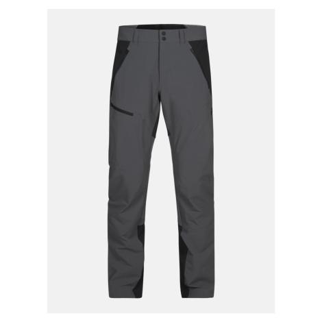 Kalhoty Peak Performance M Light Ss Carbon Pants - Šedá