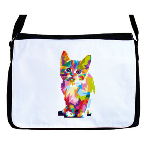 Taška přes rameno Kočička