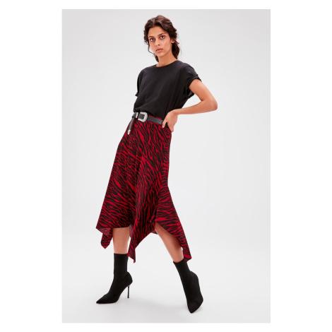 Dámská sukně Trendyol Asymmetric