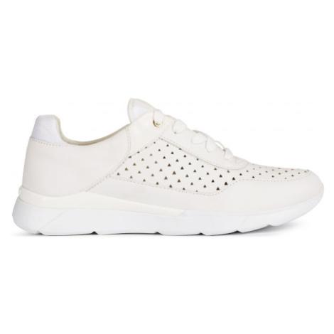 Geox D HIVER bílá - Dámská volnočasová obuv