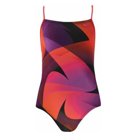 Dívčí jednodílné plavky Nike