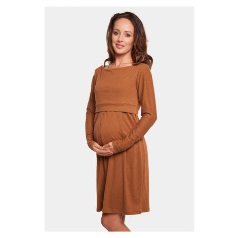Těhotenské a kojicí šaty Audrey