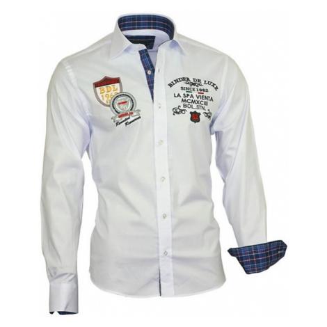 BINDER DE LUXE košile pánská 81105 s dlouhým rukávem