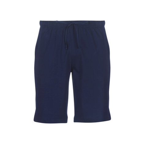 Polo Ralph Lauren SLEEP SHORT-SHORT-SLEEP BOTTOM Modrá