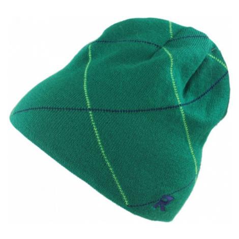 RELAX Hatch Zimní čepice RKH101D zelená XL