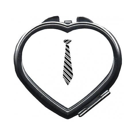 Zrcátko srdce Kravata