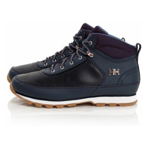 Panská Zimní Obuv Helly Hansen Calgary 597 Navy Shoes