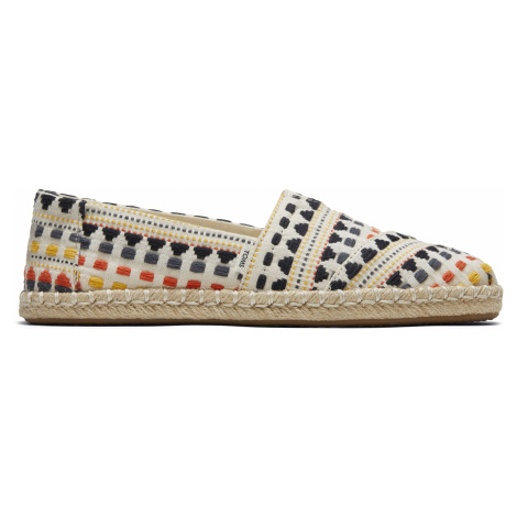 NAT MLT GLOBAL WOVEN WM ALROPE ESP Toms