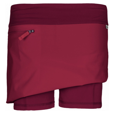 Dámská sukně Skhoop Outdoor Skort ruby red
