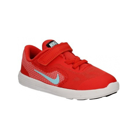 Nike 819418 Oranžová