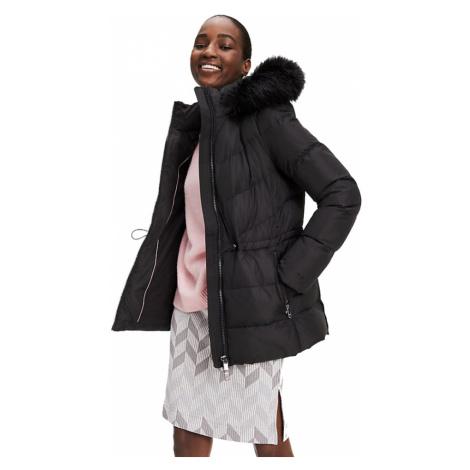 Tommy Hilfiger dámská černá zimní bunda Essential