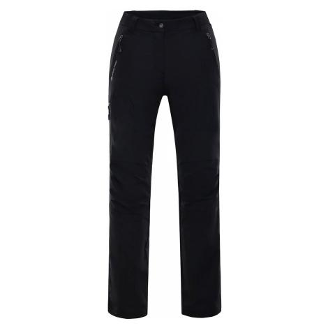 Dámské softshellové kalhoty Alpine Pro MURIA 2 - černá