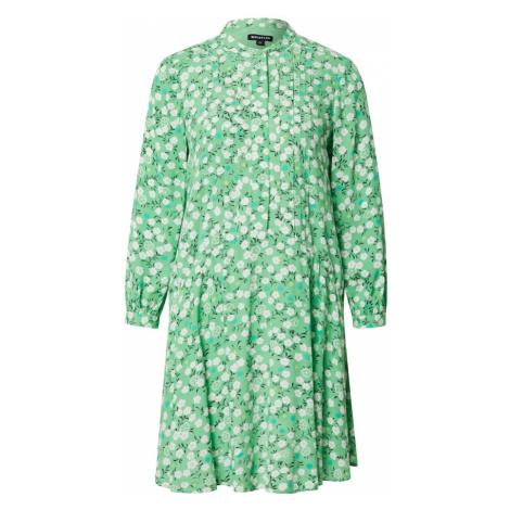 Whistles Košilové šaty mix barev / zelená