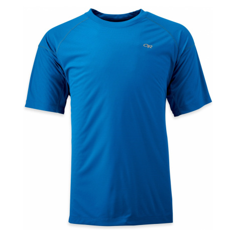 pánské triko OUTDOOR RESEARCH Men'S Echo Tee, Glacier/Night
