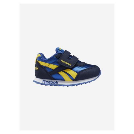 Royal Classic Jogger 2 Tenisky dětské Reebok Classic Modrá