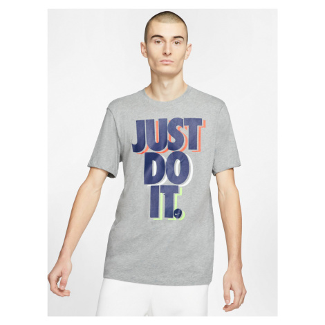 Triko Nike Šedá