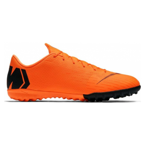Kopačky Nike Mercurial VaporX 12 Academy TF Oranžová