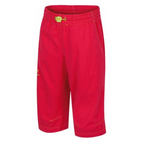 Kalhoty HANNAH Ruffy JR rose red