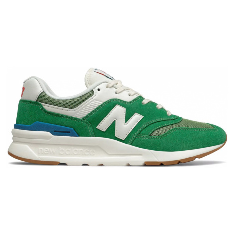 New Balance CM997HRL zelené CM997HRL