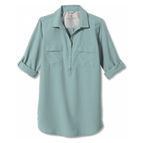 ROYAL ROBBINS Wmns Expedition Tunic, Blue Surf