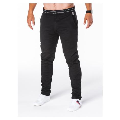 Pánské chino kalhoty Ombre P156