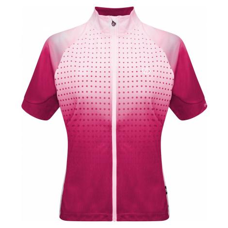Dámský cyklistický dres Dare2b PROPELL růžová Dare 2b