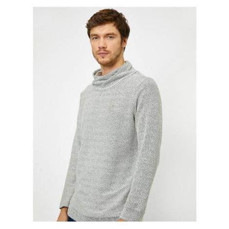 Koton Patterned Sweater