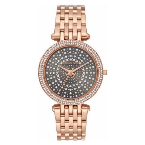 Analogové rose gold hodinky - MICHAEL KORS | Darci