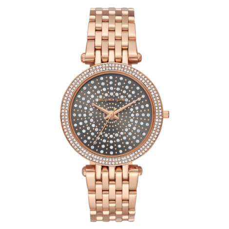 Dámské analogové hodinky MICHAEL KORS DARCI rose gold