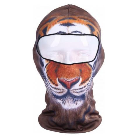 Unisex lyžařská kukla tygr BB-04