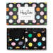 Dárkový box ponožek a prádla Happy Socks Combo Brief - 2 páry