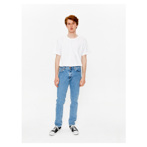 Big Star Man's Trousers 110844 Light Jeans-233